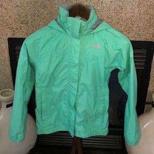 The North Face weather coat